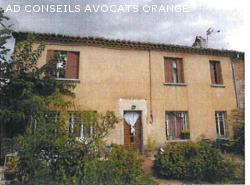 Maison de 118.50m² à Bollène sur 30a 16ca